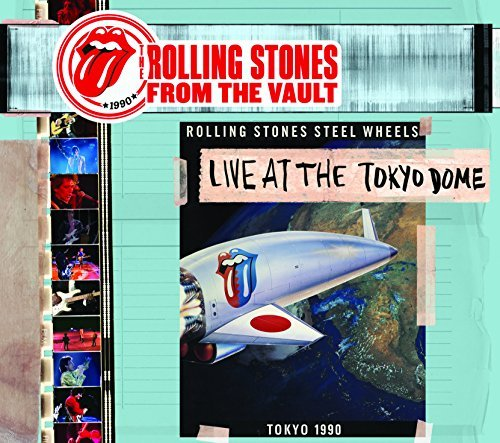 From the Vault: Live at the Tokyo Dome 1990 (1 DVD + 2 CD) by Rolling Stones