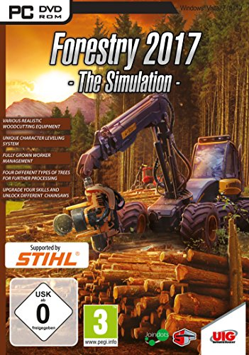Forestry 2017 The Simulation (PC)