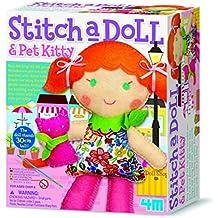 4M Stitch a Doll - Go Shopping by