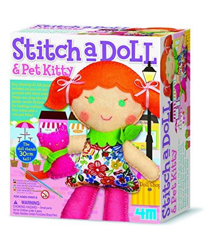 4m Kit Crea La Tua Prima Bambola