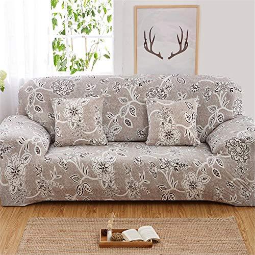 Todaytop Sofa Überwürfe Sofabezug, 1/2/3/4-Sitz-Überwurf,Stretch elastische Bettüberwurf Couchbezug Sofahusse Sofa Schutzüberzug Abdeckung
