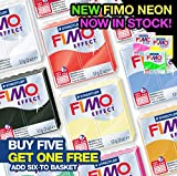 Staedtler Fimo Effect 8020-003 Oven Hardening Modelling Clay 56g