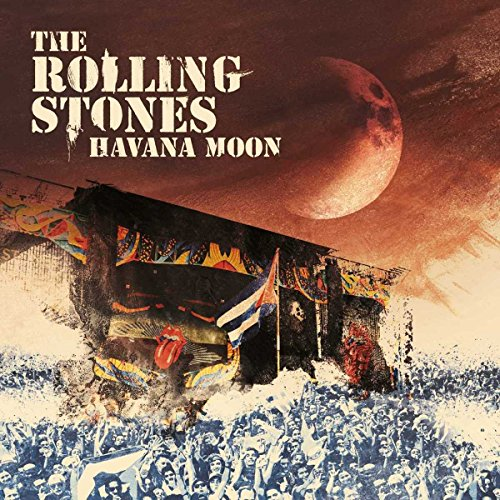 Rolling Stones - Havana Moon  (+ 2 CDs) [2 DVDs] Preisvergleich