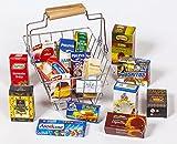 Polly gran cesta para el supermercado infantil