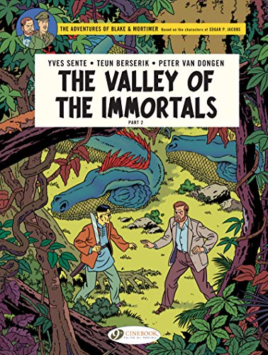 Blake & Mortimer 26: The Valley of the Immortals: The Thousandth Arm of the Mekong