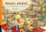 Advent, Advent, ein Mäuslein rennt: Poster-Adventskalender