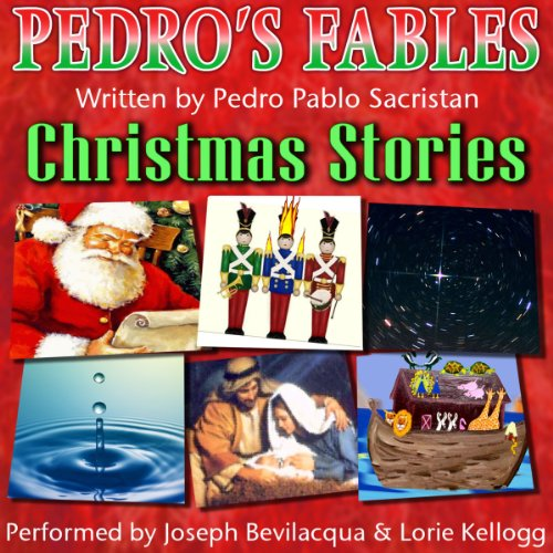 Pedro's Christmas Fables for Kids  Audiolibri