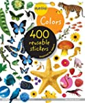 Eyelike Colors: 400 Reusable Stickers...