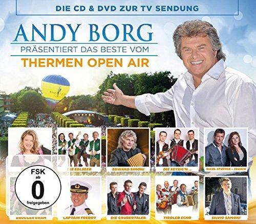 Andy Borg präs. das Beste vom Thermen Open Air - Echo-air
