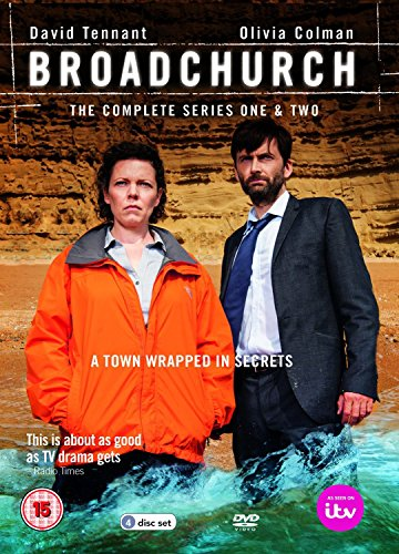 Series 1+2 (4 DVDs)