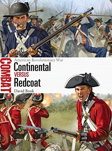 Continental vs Redcoat: American Revolutionary War (Combat) por David Bonk