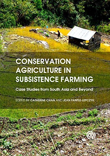 Conservation Agriculture in Subsistence Farming: Case Studies from South Asia and Beyond by Catherine Chan-Halbrendt (2015-06-16)