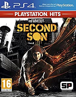 InFamous: Second Son HITS (B07DY2M7TW) | Amazon Products