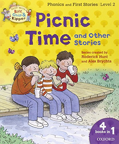 oxford-reading-tree-read-with-biff-chip-and-kipper-level-2-picnic-time-and-other-stories