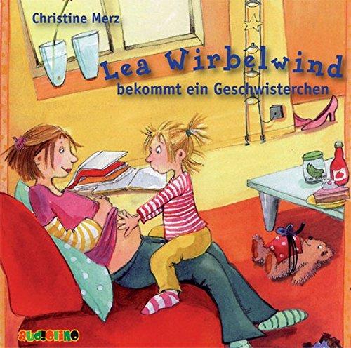 Cover des Mediums: Lea Wirbelwind bekommt ein Geschwisterchen