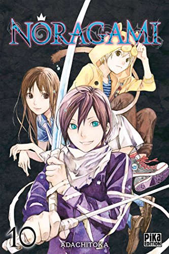 Noragami Edition simple Tome 10