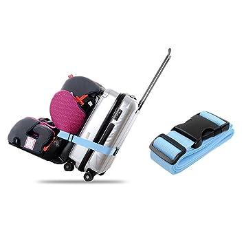 Alodor Toddler Baby Car Seat Traveling Strap Luggage Suitcase Belt Travel Bag Accessories Blue Amazoncouk Motorbike