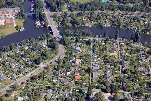 MF Matthias Friedel - Luftbildfotografie Luftbild von Ausschläger Billdeich in Rothenburgsort (Hamburg), aufgenommen am 19.08.09 um 11:47 Uhr, Bildnummer: 5442-72, Auflösung: 6048x4032px = 24MP - Fotoabzug 50x75cm