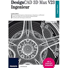 DesignCAD 3D Max V23 Ingenieur, CD-ROM