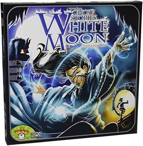 Asmodée Ghost Stories: White Moon Expansion