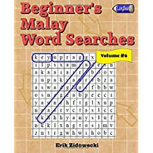 Beginner's Malay Word Searches