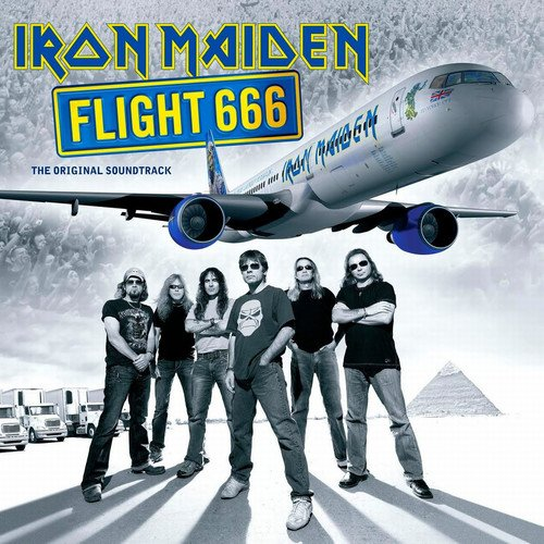 Flight 666 [Vinyl LP] (Iron Maiden Picture Disc Vinyl)