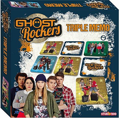 Triple Rocker (Ghost Rockers MEGR00000500 Triple Memo  , Spiel)