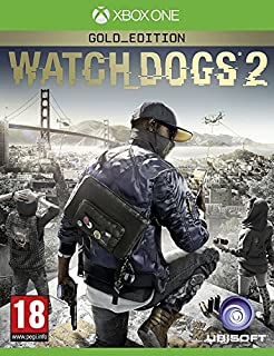 Watch Dogs 2 Gold Edition (Xbox One) UK IMPORT REGION FREE (B077R8G7DZ) | Amazon Products