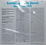 Kammermusik des Barock aus Frankreich [Vinyl LP]