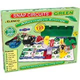 Snap Circuits SCG-125 - Green Alternative Energy, Juego de Circuito eléctrico