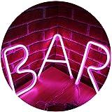 Roze neon letters lichtreclame nachtlampje LED feesttent letters neon kunst decoratieve lichten wanddecoratie voor kinderen b