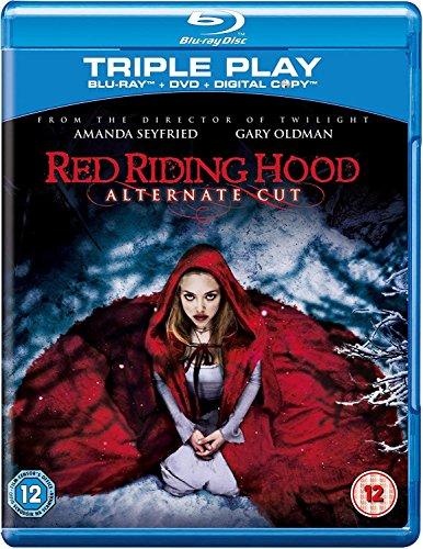 [Import Anglais]Red Riding Hood Alternate Cut Triple Play Blu Ray & DVD