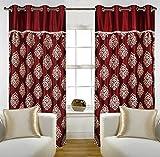 Freehomestyle Damas Door Curtains- Marro...