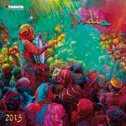 Colours of India 2015 (Wonderful World)