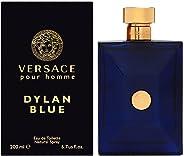 Versace Dylan Blue Eau De Toilette, 200Ml for Men