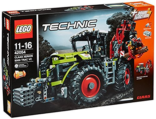 LEGO Technic 42054 - Claas Xerion 5000 TRAC VC, Fortgeschrittenes Bauset