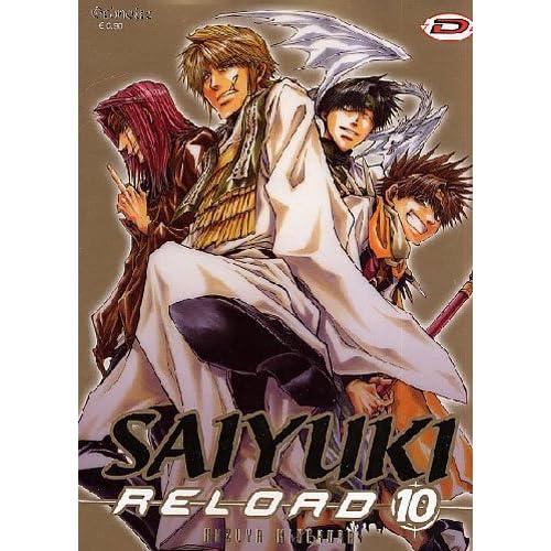 Saiyuki Reload: 10