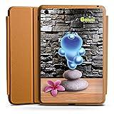 Apple iPad mini 4 Smart Case Hülle Tasche mit Ständer Smart Cover Gelini Gummibärchen Steine