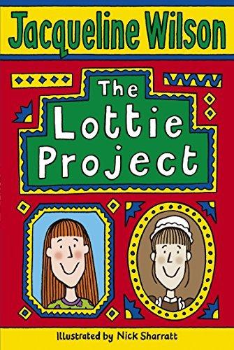 The Lottie Project by Jacqueline Wilson (2008-10-09)