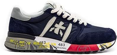 PREMIATA Sneaker Uomo Blu LANDER-3756