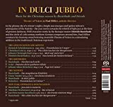 In Dulci Jubilo Music for the Christmas season by Buxtehude and Friends [Theatre of Voices; Paul Hillier] [Dacapo: 6.220661]
