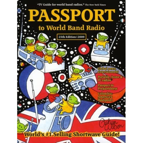 Passport to World Band Radio by Lawrence Magne (2008-10-20)