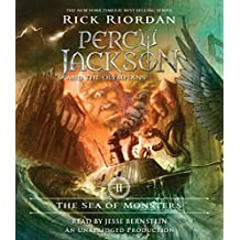 The Sea of Monsters: Percy Jackson and the Olympians: Book 2 (Percy Jackson & the Olympians)