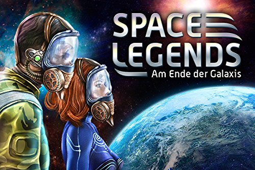 Space Legends Am Ende der Galaxis