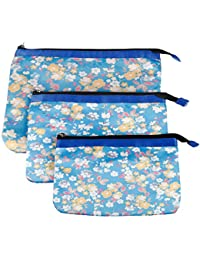 Multi Purpose Pouches And Bag(Set Of 3 L/M/S)Digital Printed - B019F97TXW