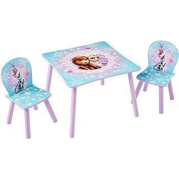 Trolls Sitzgruppe Kindermöbel Kindersitzgruppe Tisch Stühle Lq435RjA