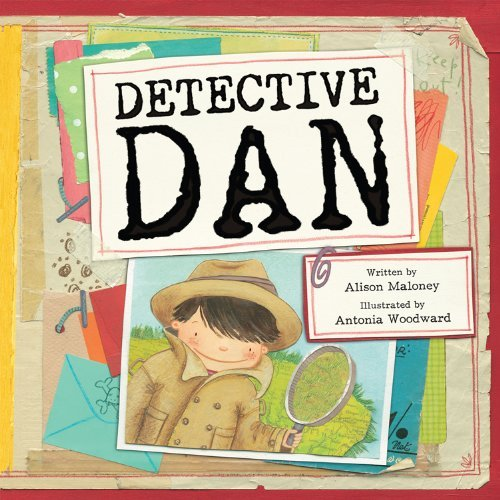 Portada del libro Detective Dan by Alison Maloney (2012-04-01)