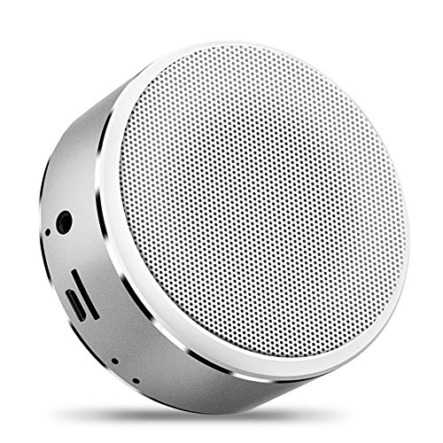 Consumer Electronics Sunny Sans-fil Portable Rechargeable Bluetooth Musique Haut Parleur Avec Microphone Portable Audio & Headphones Ideal Gift For All Occasions