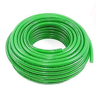 Guttasyn PVC-Schlauch Förderschlauch Druckluftschlauch Wasserschlauch grün 13x3,5x20 mm - 50 Meter Rolle