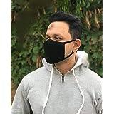 كمامة PM2.5 للجنسين بتصميم ثلاثي الابعاد ومقاومة للحساسية، جيدة التهوية وتقي من البرد ومضادة للفيروسات والغبار، مصنوعة من الا